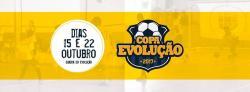 panfleto Copa Evolução de Futsal