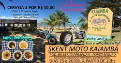 panfleto Skent Moto Kaiambá