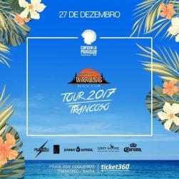 panfleto Warung Tour 2017 Trancoso