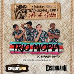 panfleto Trio Miopia