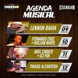 panfleto Lennon Bahia