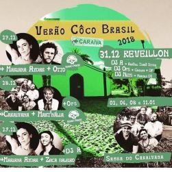 panfleto Caraívana
