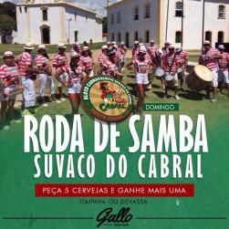 panfleto Suvaco do Cabral