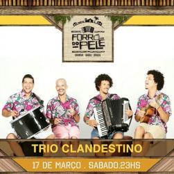 panfleto Trio Clandestino