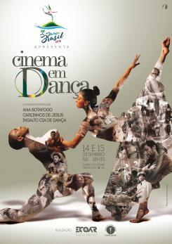 panfleto Dança Brasil 2018