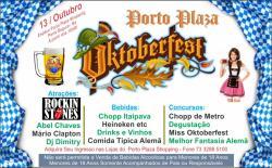 panfleto Porto Plaza Oktoberfest