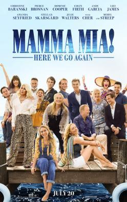 panfleto 'Mamma Mia ! La Vamos Nos De Novo'
