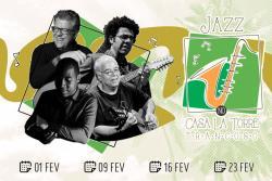 panfleto Jazz no Quadrado