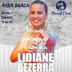 panfleto Lidiane Bezerra