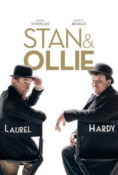 panfleto 'Stan & Ollie - o Gordo e o Magro'