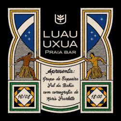 panfleto Luau Uxua