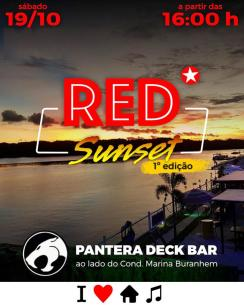 panfleto Red Sunset