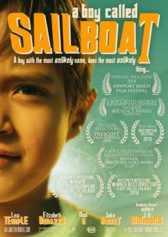 panfleto 'A Boy called Sailboat'