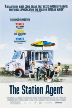 panfleto 'O Agente Da Estação'
