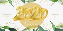 panfleto Réveillon 2020