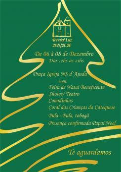 panfleto Arraial Luz 2019/2020
