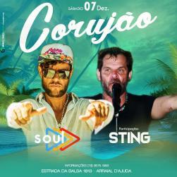 panfleto Emmersoul + Sting