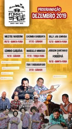 panfleto Edinho Caraíva