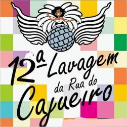panfleto 12ª Lavagem da Rua do Cajueiro