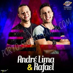 panfleto André Lima & Rafael + Dj Rodrigo Mattos