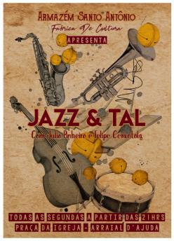 panfleto Jazz & Tal