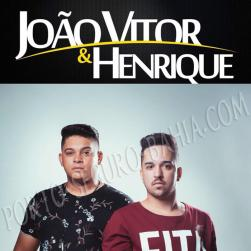 panfleto João Vitor e Henrique + Dj Rodrigo