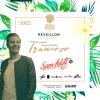 panfleto Reveillon Cafe de la Musique