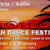 panfleto Porto Seguro Dance Festival