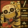 panfleto Festa Mexicana
