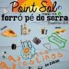 panfleto Forró Pé de Serra