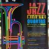 panfleto Noite de Jazz