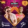 panfleto Candy Party Fantasy - Thiago Brava e Mc GW