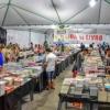 panfleto Feira Popular do Livro