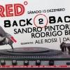 panfleto Back2Back Sandro vs Brinko