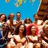panfleto Brazouka Beach Festival