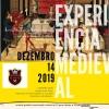 panfleto Experiência Medieval