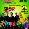 panfleto Festival de Verão da Reggae Night - OLODUM