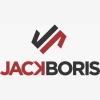 panfleto Jack Boris Band + DJ Rodrigo Mattos