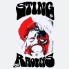 panfleto Sting & Os Raonis