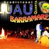 panfleto Luau Barramares