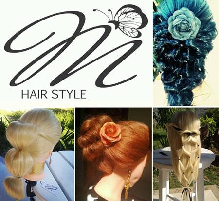 Mary Hair Style
