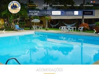 panfleto Hotel Ancoradouro