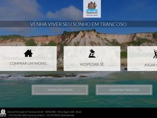 panfleto Terravista Golf Course