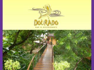 panfleto Dourado Bar & Restaurante