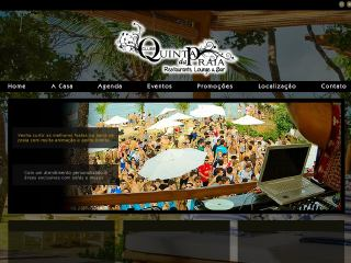 panfleto Clube Quinta da Praia